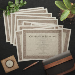 Package of Certificates for Officiates