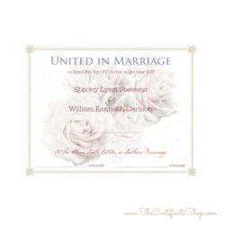 Keepsake Certificates