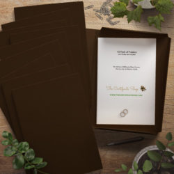 Folders for Marriage Certificates