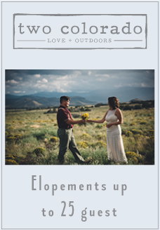 Best Place To Elope In Colorado